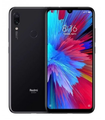 Смартфон XIAOMI REDMI NOTE 7 32GB Space Black