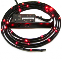 Кабел NZXT LED CABLE 2M Red