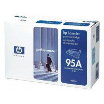 Консуматив HP 95A Black Toner Cartridge 3a Лазерен Принтер