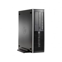 HP Compaq Pro 6300 Microtower Desktop PC, G1610, 4GB, 500GB, Windows 7